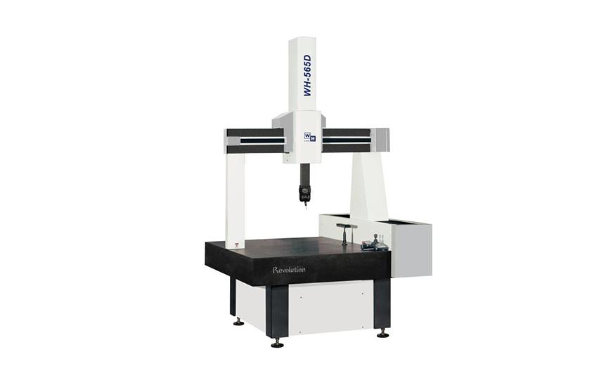 自动三次元坐标测量仪WH-565D-CNC