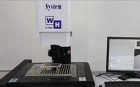 自动二次元影像测量仪自动测量视频