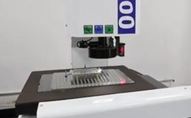 台湾进口智能型影像测量仪自动测量视频