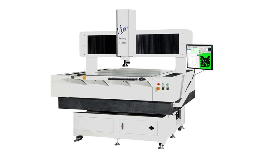 龙门式全自动二次元影像测量仪WHV-7060-CNC