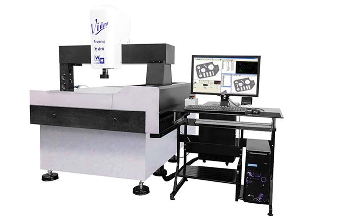 台湾进口气浮式二次元影像测量仪WH-V6060D