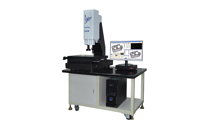 维鸿二次元影像测量仪的基本特点