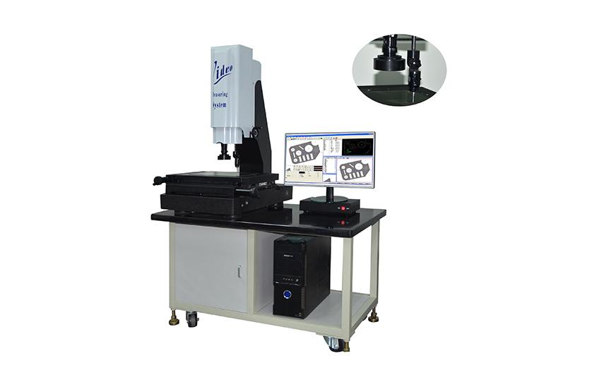 手动二次元影像测量仪带探针WHV-2010-VMM