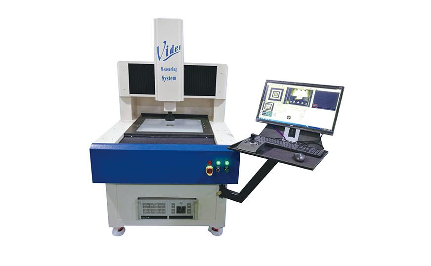 半龙门自动二次元影像测量仪WHB-5040-CNC