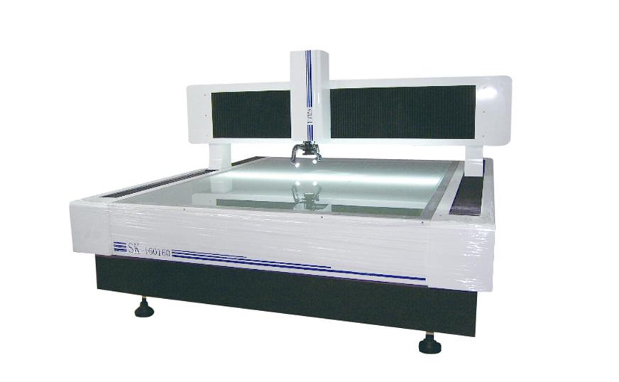 龙门式全自动二次元影像测量仪WHV-1612-CNC
