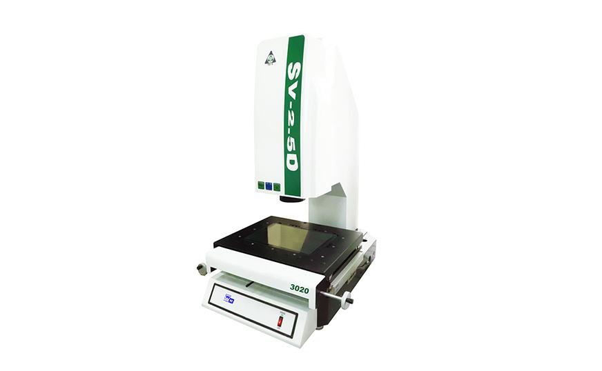 台湾进口半自动二次元影像测量仪SV-2.5D-3020