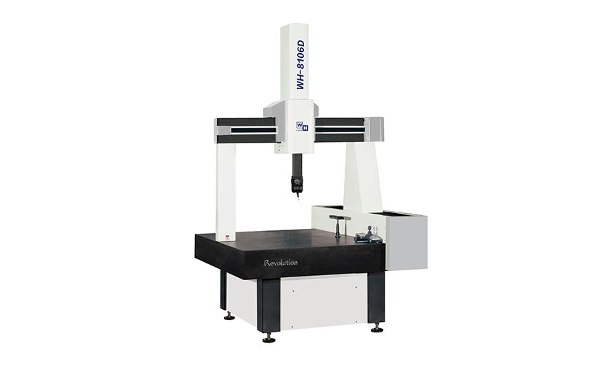 自动三坐标测量仪WH-8106D-CNC