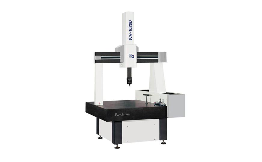 <b>自动三次元坐标测量仪WH-1020D-CNC</b>