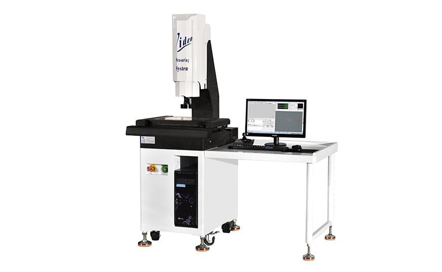 二次元影像测量仪量测方法