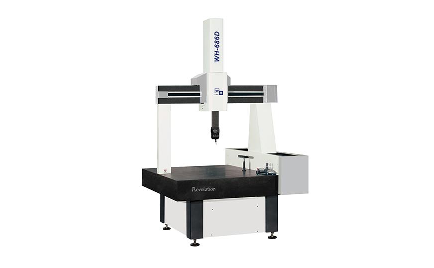 三坐标测量仪测量时测针长度不够时怎么办?