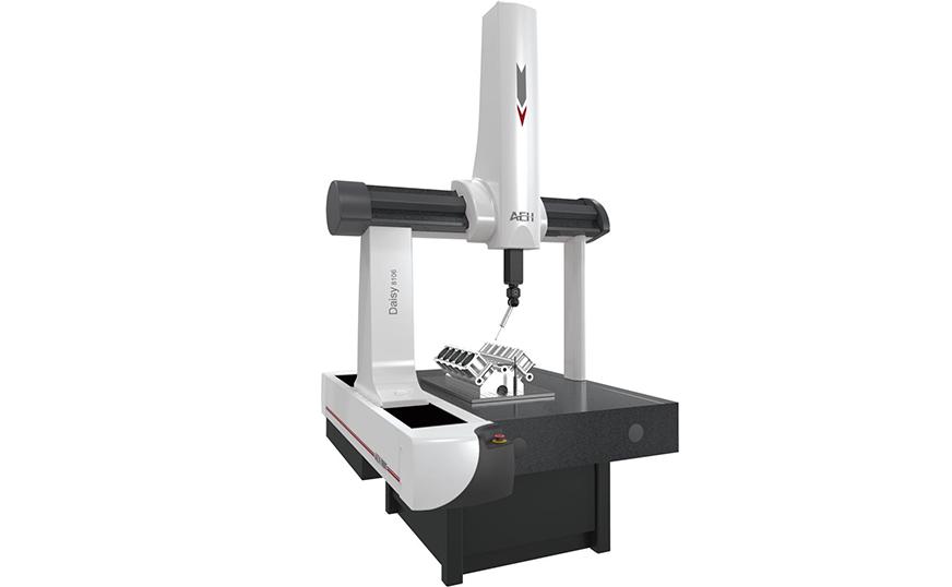 二次元影像测量仪与三次元坐标测量仪的特性区
