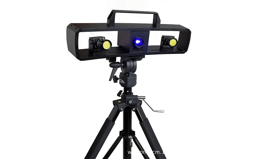 智能光学追踪3D扫描仪特点